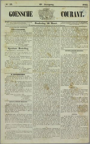Goessche Courant 1862-03-20