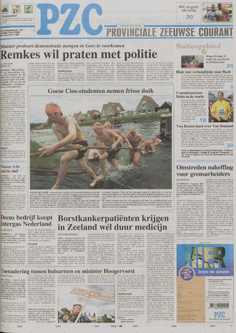 Provinciale Zeeuwse Courant 2005-06-07