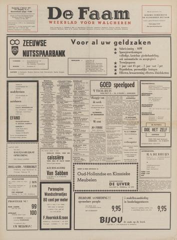 de Faam en de Faam/de Vlissinger 1971-02-04