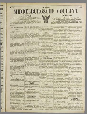 Middelburgsche Courant 1908-01-30