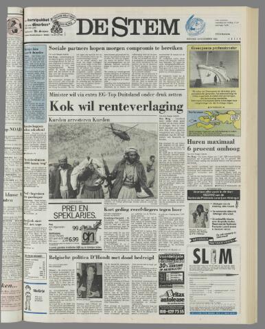 de Stem 1992-11-10