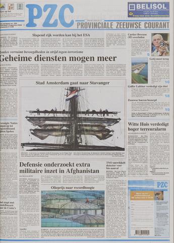 Provinciale Zeeuwse Courant 2004-08-05