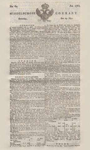 Middelburgsche Courant 1762-05-29
