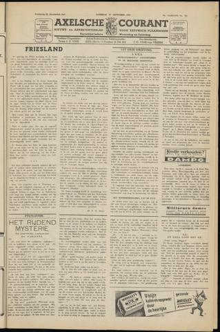 Axelsche Courant 1952-09-27