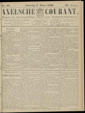 Axelsche Courant 1920-03-06