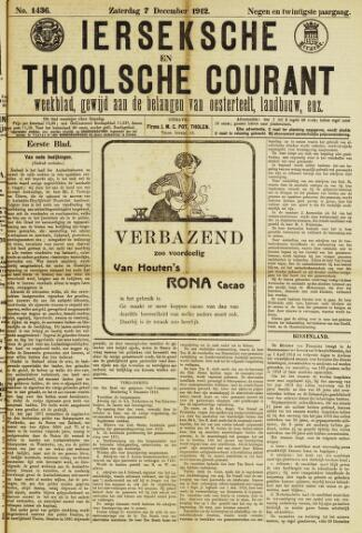 Ierseksche en Thoolsche Courant 1912-12-07