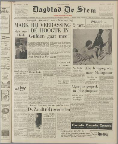 de Stem 1961-03-06
