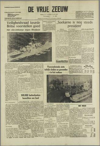 de Vrije Zeeuw 1966-04-12