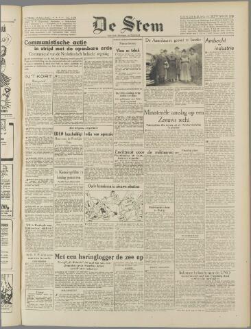 de Stem 1948-09-16