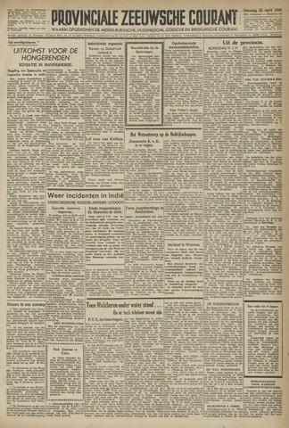Provinciale Zeeuwse Courant 1946-04-23