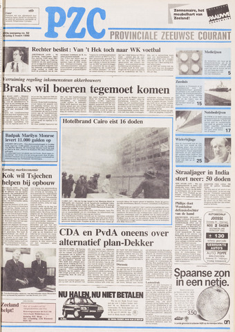 Provinciale Zeeuwse Courant 1990-03-02