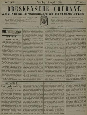 Breskensche Courant 1908-04-18