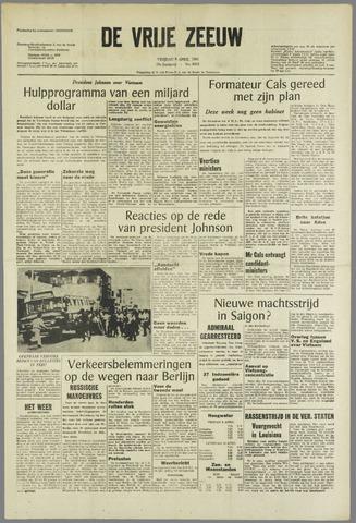 de Vrije Zeeuw 1965-04-09