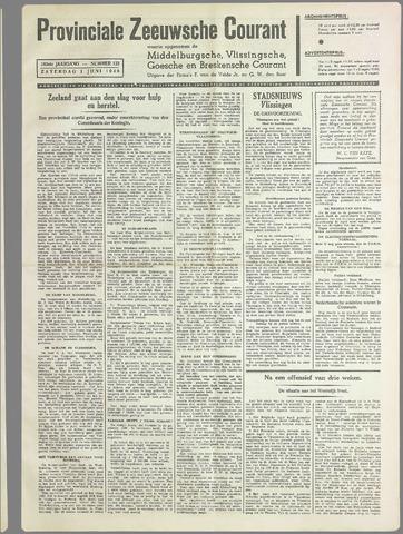 Provinciale Zeeuwse Courant 1940-06-01