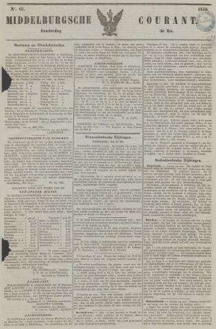 Middelburgsche Courant 1850-05-30
