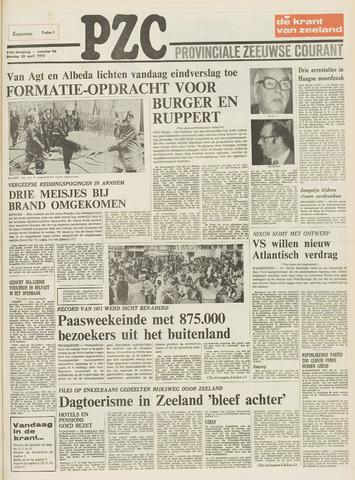 Provinciale Zeeuwse Courant 1973-04-24