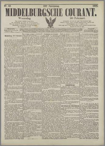 Middelburgsche Courant 1895-02-20