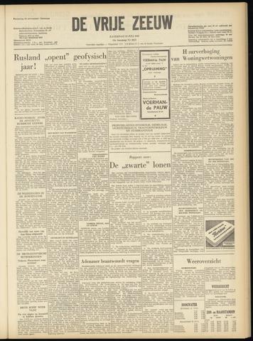 de Vrije Zeeuw 1957-07-13