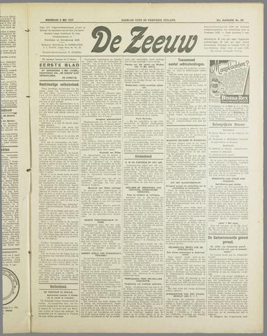 De Zeeuw. Christelijk-historisch nieuwsblad voor Zeeland 1937-05-05