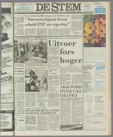 de Stem 1982-03-20