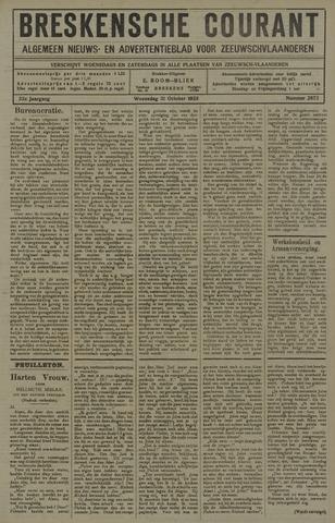 Breskensche Courant 1923-10-31