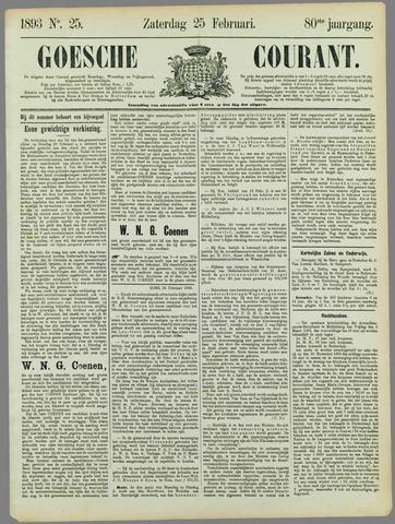 Goessche Courant 1893-02-25