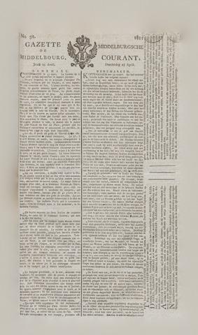 Middelburgsche Courant 1811-04-25