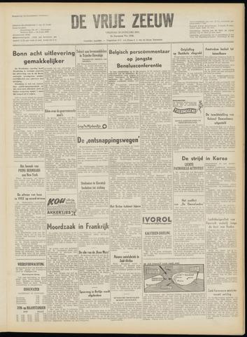 de Vrije Zeeuw 1953-01-23