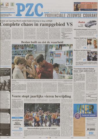 Provinciale Zeeuwse Courant 2005-09-02