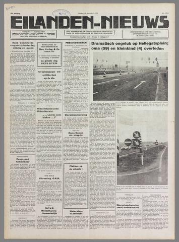 Eilanden-nieuws. Christelijk streekblad op gereformeerde grondslag 1976-11-16