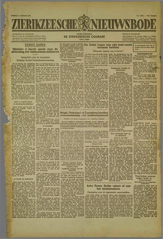Zierikzeesche Nieuwsbode 1951