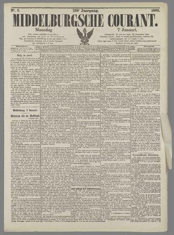 Middelburgsche Courant 1895-01-07