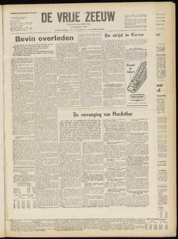 de Vrije Zeeuw 1951-04-16