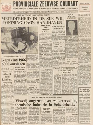 Provinciale Zeeuwse Courant 1966-09-27