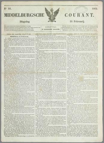 Middelburgsche Courant 1862-02-18