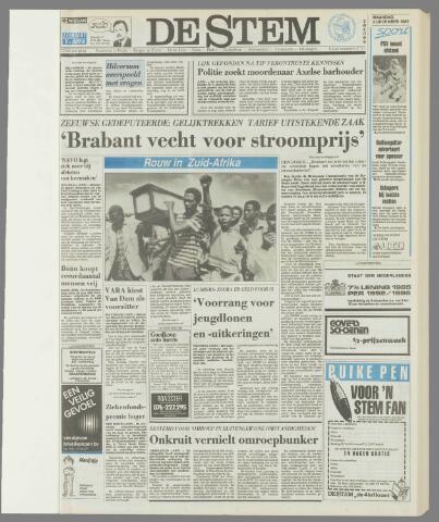 de Stem 1985-12-02