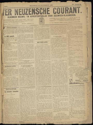 Ter Neuzensche Courant. Algemeen Nieuws- en Advertentieblad voor Zeeuwsch-Vlaanderen / Neuzensche Courant ... (idem) / (Algemeen) nieuws en advertentieblad voor Zeeuwsch-Vlaanderen 1929-12-30