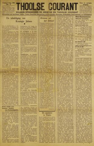 Ierseksche en Thoolsche Courant 1948-08-06