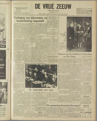 de Vrije Zeeuw 1961-05-18