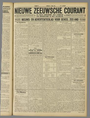 Nieuwe Zeeuwsche Courant 1929-06-04