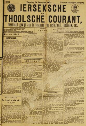 Ierseksche en Thoolsche Courant 1904-12-31