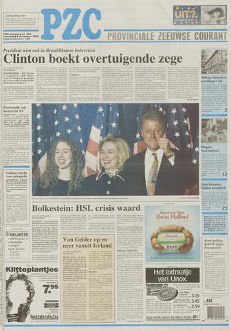 Provinciale Zeeuwse Courant 1996-11-06