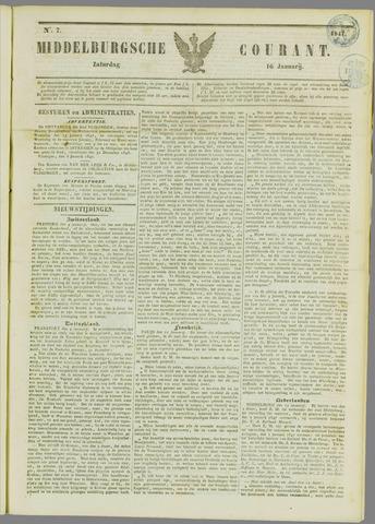 Middelburgsche Courant 1847-01-16