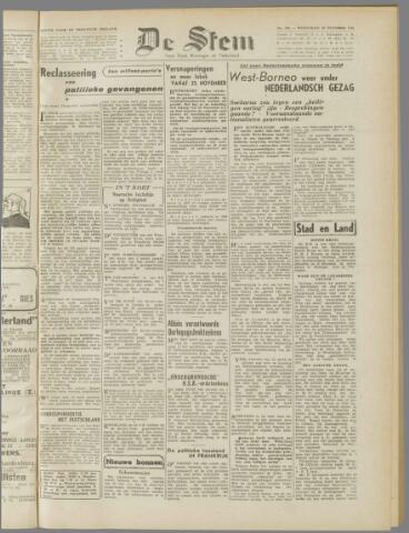 de Stem 1945-10-24
