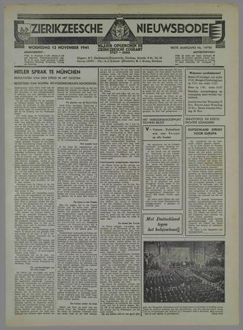 Zierikzeesche Nieuwsbode 1941-10-17