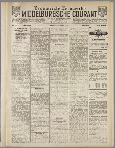 Middelburgsche Courant 1932-06-06