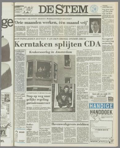 de Stem 1985-10-25