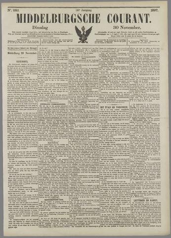 Middelburgsche Courant 1897-11-30