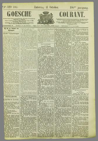 Goessche Courant 1913-10-11