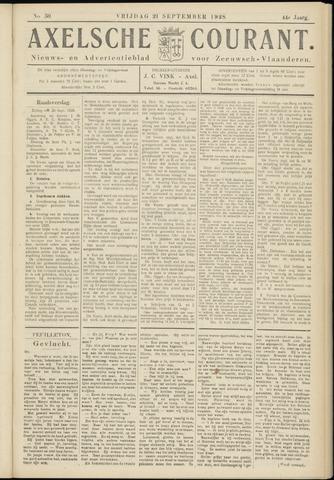 Axelsche Courant 1928-09-21